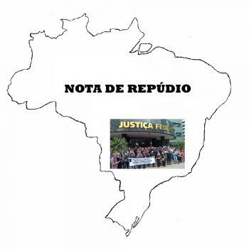 NOTA DE REP�DIO