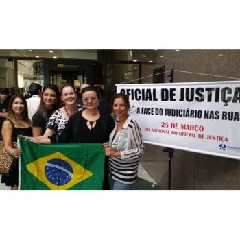 DIA DO OFICIAL DE JUSTIÇA!!