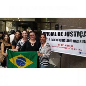 DIA NACIONAL DE LUTAS DO OFICIAL DE JUSTIÇA