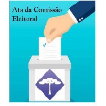 ATA FINAL DA COMISSÃO ELEITORAL